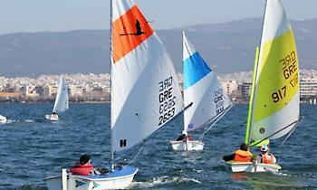Από τη Θεσσαλονίκη η επανεκκίνηση των ιστιοπλοϊκών ομίλων στην αγωνιστική δράση