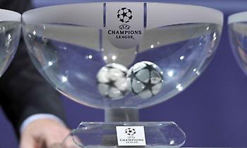 Στις 1-2 Οκτωβρίου στο Ίδρυμα Σταύρος Νιάρχος οι κληρώσεις Champions και Europa League