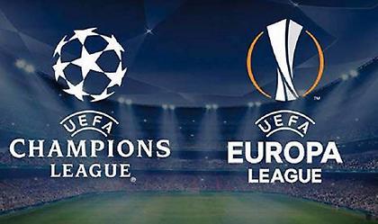 Μονά ματς στα προκριματικά σε Champions και Europa League