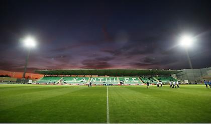 Πιθανότητα να γίνουν όλα τα εντός έδρας ματς της Ξάνθης σε ουδέτερο γήπεδο