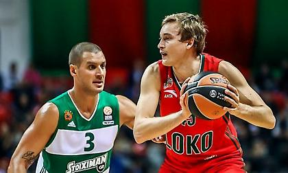 Μπρόκχοφ: Ενδιαφέρον από ομάδες του NBA ενόψει του restart (photo)
