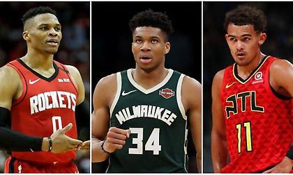 NBA: Οι καλύτεροι των… χειρότερων στατιστικών κατηγοριών!
