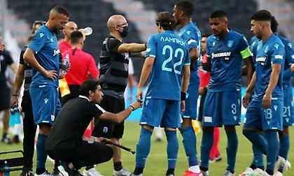 Τσορμπατζόγλου: «Λείπουν παίκτες για τον ΠΑΟΚ αλλά είναι ένα ματς»