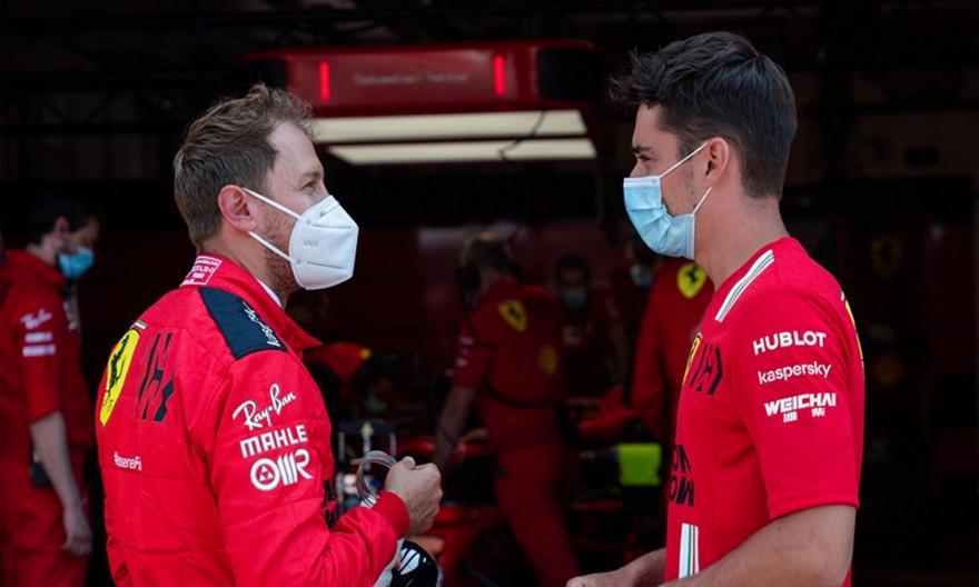 Πρώτη ιδιωτική δοκιμή για τη Ferrari στο Μουτζέλο