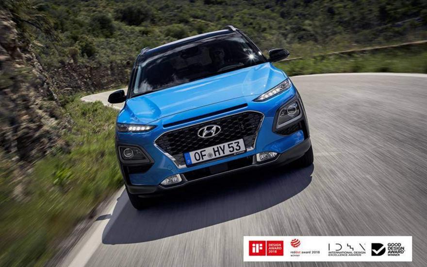 Νέο Hyundai KΟΝΑ Hybrid