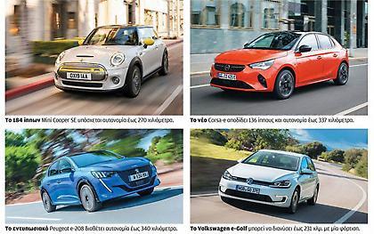 Τα ηλεκτρικά αυτοκίνητα είναι πλέον πιο προσιτά