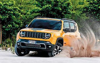 Αγορά ενός Jeep τώρα με πρώτη δόση από το 2021
