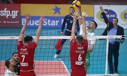 Η Volley League Ανδρών παίρνει και πάλι φωτιά!