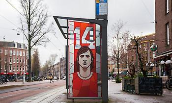 Δρόμος στο Άμστερνταμ παίρνει το όνομα του Κρόιφ!