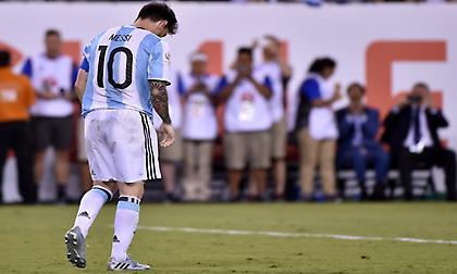 Ο τελικός που οδήγησε τον Μέσι στην... έξοδο από την εθνική Αργεντινής