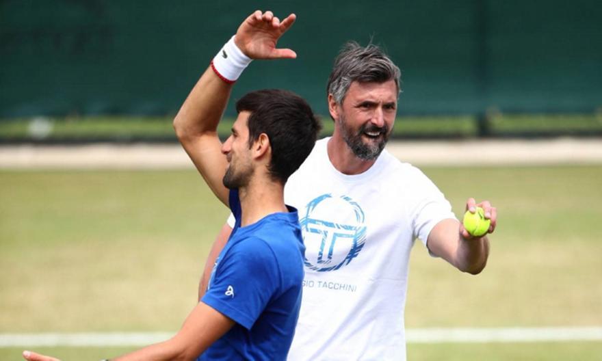 Και ο προπονητής του Τζόκοβιτς θετικός στον κορωνοϊό!