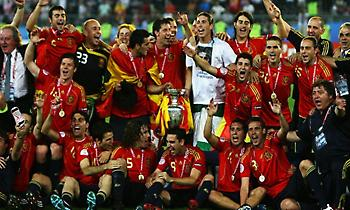 Η αρχή της τετραετούς κυριαρχίας των Ισπανών
