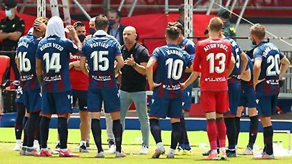 Χαρά του ποδοσφαίρου με νικήτρια τη Λεβάντε
