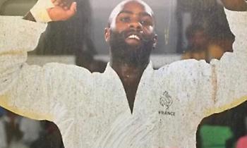 Σάλος στη Γαλλία: Ρατσιστικά μηνύματα σε αφίσες μαύρων Γάλλων Ολυμπιονικών (pics)