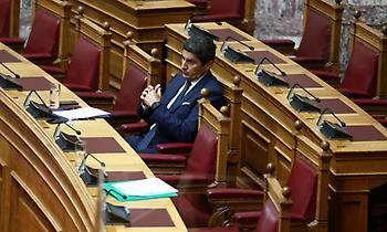 Διόρθωση Αυγενάκη στην τροπολογία-τέρας: Κώλυμα για τους υπόδικους μέχρι… να αθωωθούν!
