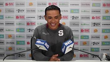 Σεντένο: «Ίδια χαρά για τον τίτλο με το γκολ που πέτυχα κόντρα στη Ρεάλ με την ΑΕΚ»