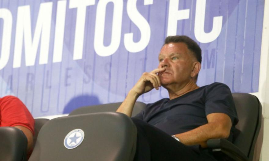 Κούγιας: «Πρόστιμο 50.000 ευρώ σε όσους αγωνίστηκαν με τον Ατρόμητο»