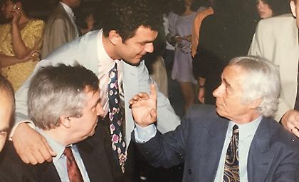 Λάκης Πετρόπουλος: Ένας αληθινός κύριος που δεν έφυγε ποτέ από δίπλα μας!