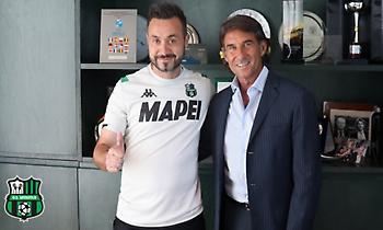 Υπέγραψε νέο συμβόλαιο με Σασουόλο ο Ντε Τζέρμπι!
