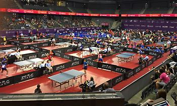 Αρχές Σεπτεμβρίου και σε δύο μέρη το Ευρωπαϊκό πρωτάθλημα επιτραπέζιας αντισφαίρισης Νέων