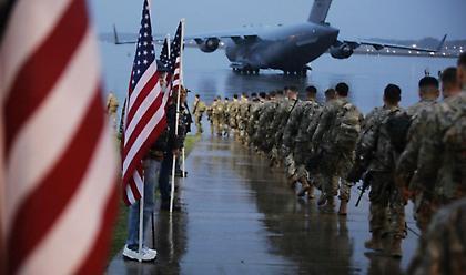 Σχέδιο αποχώρησης 9.500 Αμερικανών στρατιωτών από τη Γερμανία ενέκρινε ο Τραμπ