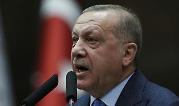 Ερντογάν για ΕΕ: Πολιτική η απόφαση να μείνει η Τουρκία εκτός λίστας ασφαλών χωρών