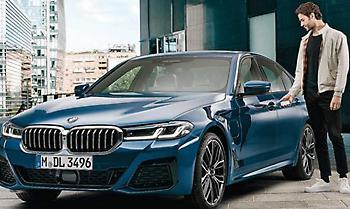 Πρώτη με ψηφιακό κλειδί στο iPhone η BMW