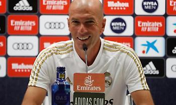 Ζιντάν: «Δεν έχουμε κερδίσει κανένα πρωτάθλημα ακόμα, μένουν έξι τελικοί»