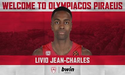 Ανακοινώθηκε από τον Ολυμπιακό ο Ζαν-Σαρλ!