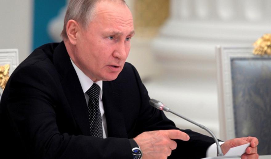 Πούτιν: Mένει στην προεδρία έως το 2036 - Ψηφίστηκε η συνταγματική αλλαγή