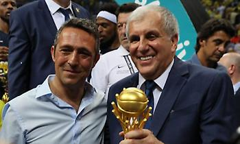 Πρόεδρος Φενέρ: «Είχε παραιτηθεί τον Δεκέμβρη ο Ομπράντοβιτς-Πολύ καλός ο Σάρας»