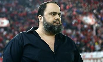 Μαρινάκης: «Περήφανος γι' αυτή την ομάδα, συνεχίζουμε να ονειρευόμαστε» (pic)