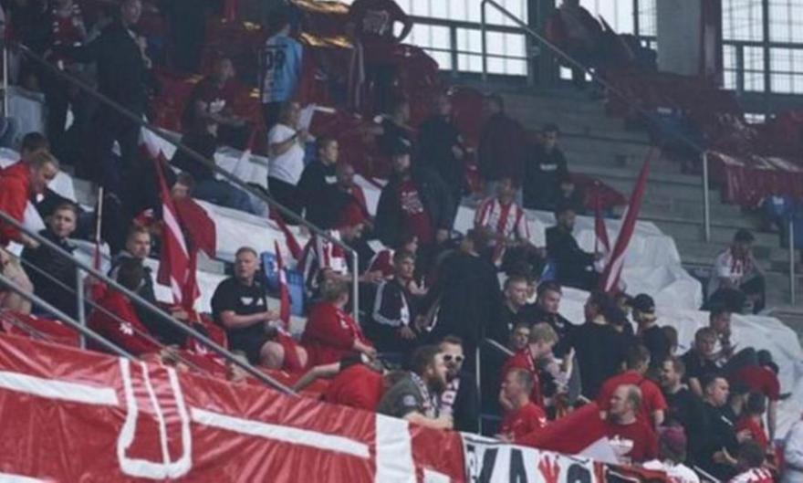 Επεισοδιακός ο τελικός του Κυπέλλου Δανίας