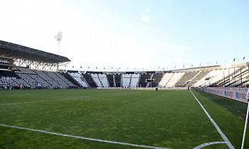 Τούμπα, Περιστέρι και Πανθεσσαλικό πιθανές έδρες για τον τελικό Κυπέλλου