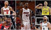 NBA: Οι παίκτες που έχουν «ριζώσει» σε μία ομάδα!