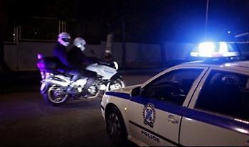 Θεσσαλονίκη: Χειροπέδες σε 15χρονο ύστερα από καταδίωξη κλεμμένου αυτοκίνητου