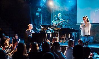 Στέφανος Κορκολής – Σοφία Μανουσάκη: Καλοκαιρινή συναυλία στην Ηλιούπολη για τις «Μουσικές ιστορίες»