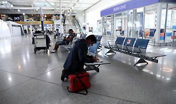 Κορωνοϊός: Αρνητικά τα πρώτα 250 τεστ από αεροδρόμια