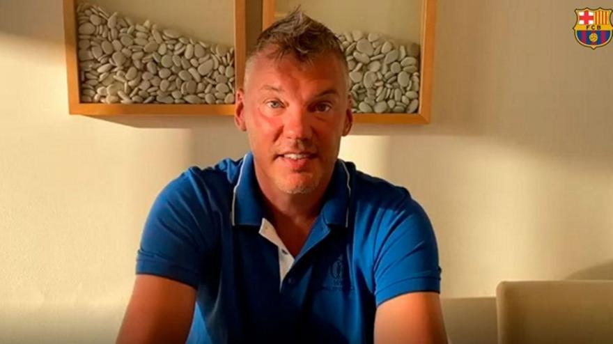 Το μήνυμα του Σάρας για την επιστροφή του στην Μπαρτσελόνα (video)