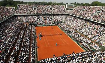 Με κόσμο το φετινό Roland Garros