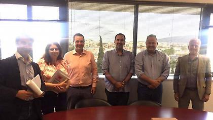 Συνάντηση ΓΓΑ με Ομοσπονδία Κωφών