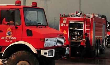 Συλλήψεις για τις φωτιές σε Κάρυστο και Κρήτη
