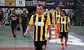 Ευχές της ΑΕΚ στον Κρίστιτσιτς