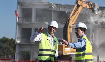Μητσοτάκης: Πάνω από 80.000 θέσεις εργασίας θα δημιουργήσει το νέο Ελληνικό