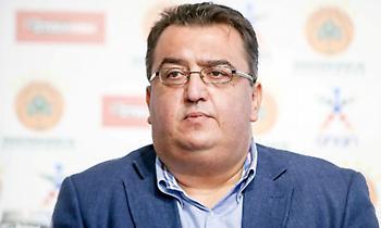 Τριαντόπουλος: «Δεν θα ακούσετε από εμάς κάτι για την Ευρωλίγκα»
