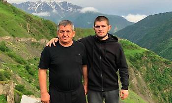 Πένθος για τον Νουρμαγκομέντοφ – «Έφυγε» νικημένος από τον κορωνοϊό ο πατέρας του