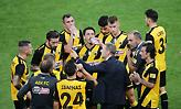 Χωρίς προβλήματα στη Θεσσαλονίκη η ΑΕΚ