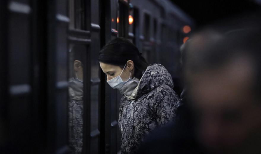 Ρωσία: Ξεπέρασαν τις 10.000 οι νεκροί από κορωνοϊό