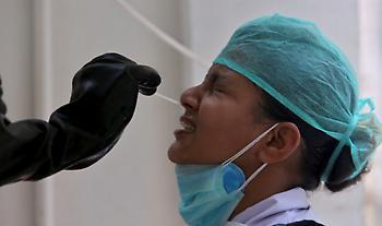 Ημερήσια αύξηση - ρεκόρ των κρουσμάτων κορωνοϊού παγκοσμίως - Πάνω από 212.000
