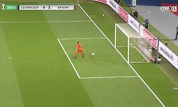 Το 3-0 της Μπάγερν με μεγάλη γκάφα του τερματοφύλακα (video)